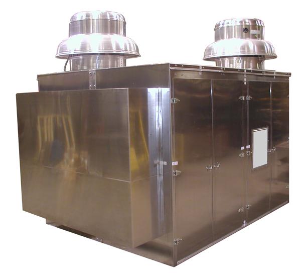 Industrial Noise Enclosure
