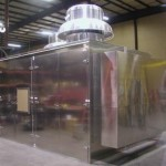 "Another very large unit (126""W x 168""L x 121""T) with humongous fans."