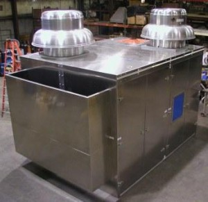 Stainless Steel Sound Enclosure