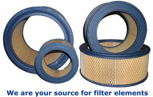 Paper F64 Filter Elements