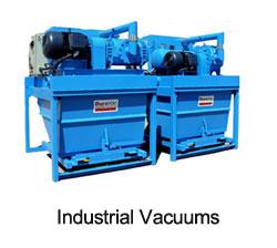 industrial vacuum sound enclosure